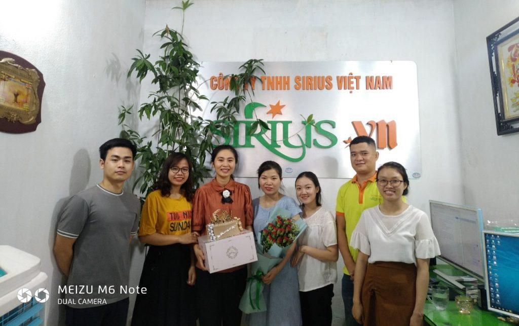 Công Ty TNHH Sirius Việt Nam: Xây dựng lại hệ thống chính sách đãi ngộ nhân viên