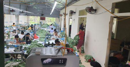 Xưởng may Công Ty TNHH Sirius Việt Nam